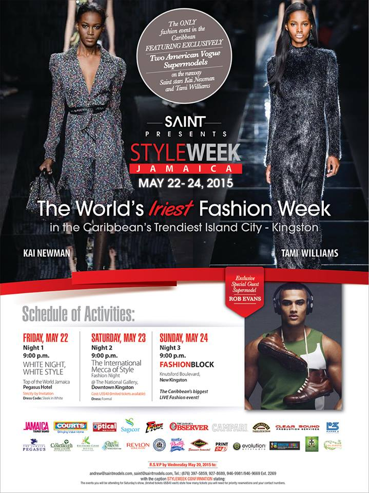 Saint International Style Week 2015