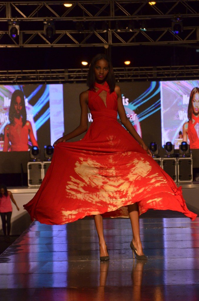 TNT Fashion at Fashion Block 2015