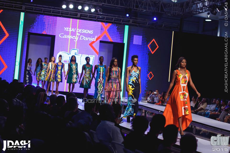 Caribbean Fashion Week 2015 Night 1 – Emerging Designers