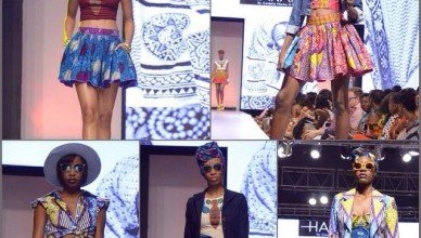 Harambe by Cedella Marley at Caribbean Fashion Week 2015