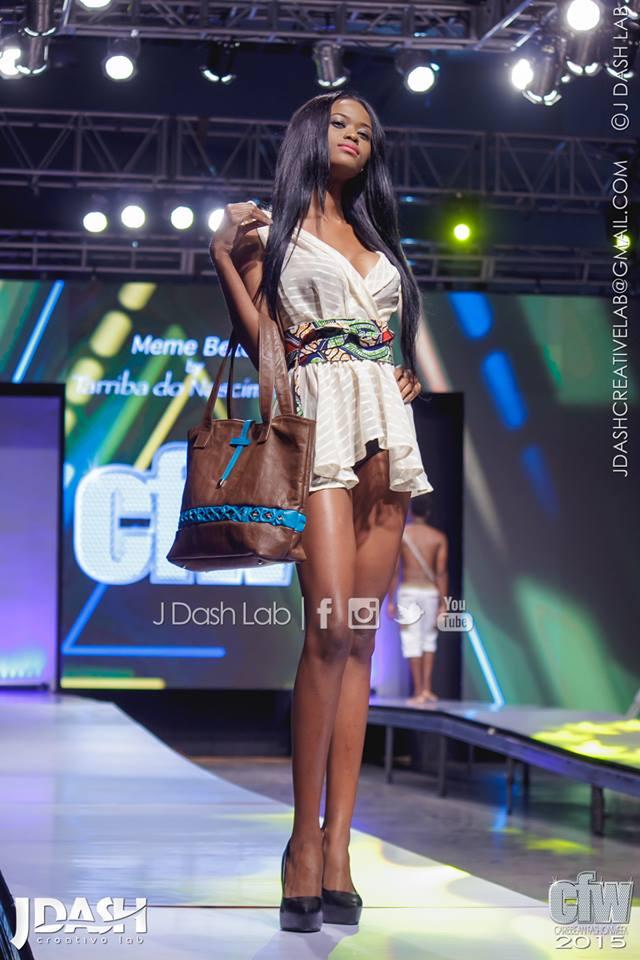 Meme Bete Bags at Caribbean Fashion Week 2015
