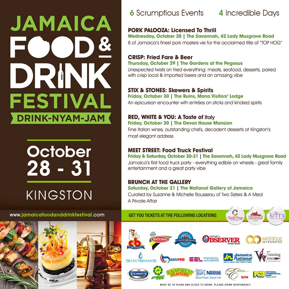 Jamaica Food and Drink Festival 2015