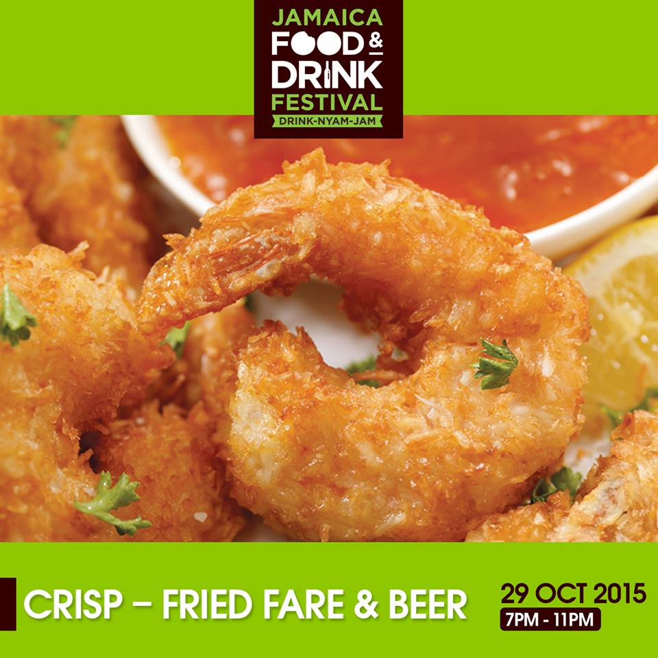 Crisp, a Jamaica Food and Drink Festival 2015 Event