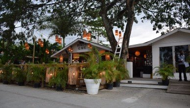 Italian Cafe in Negril