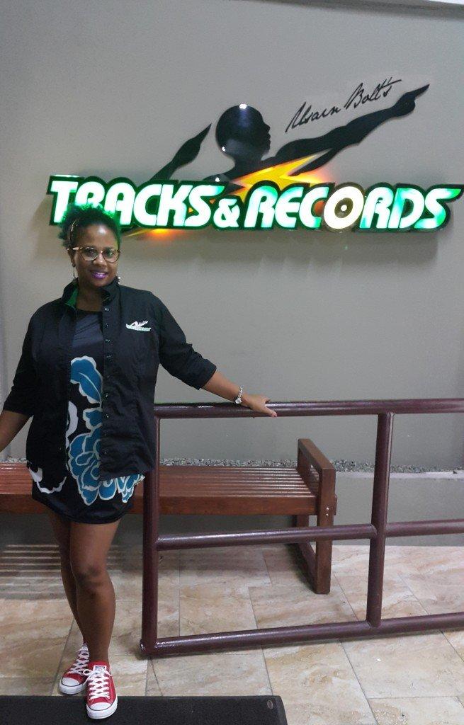 iriediva at tracks and records
