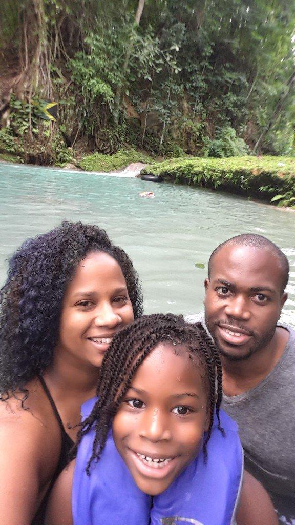 blue hole st ann jamaica