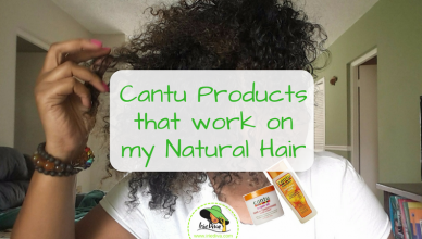Cantu Shea Butter Products review