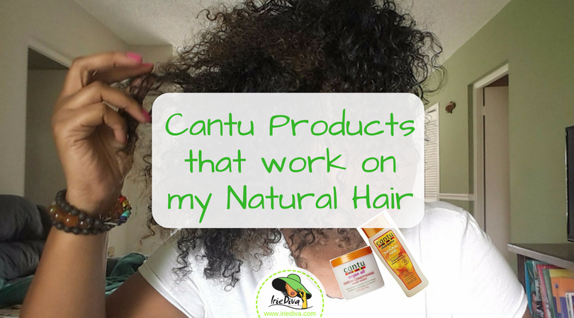 Review: Cantu Natural Hair Products Worth Trying