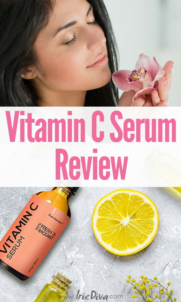 Even Hansen Vitamin C Serum Review - Anti-ageing, wrinkle formula