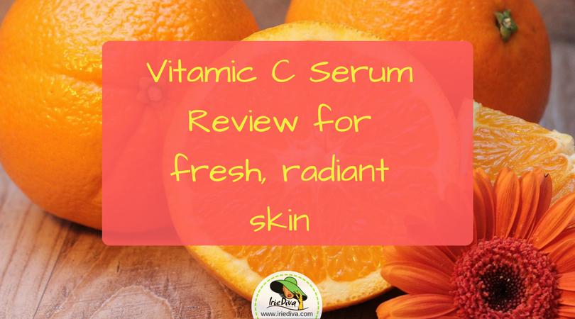 A Vitamin C Serum Recommendation for fresh, radiant skin.