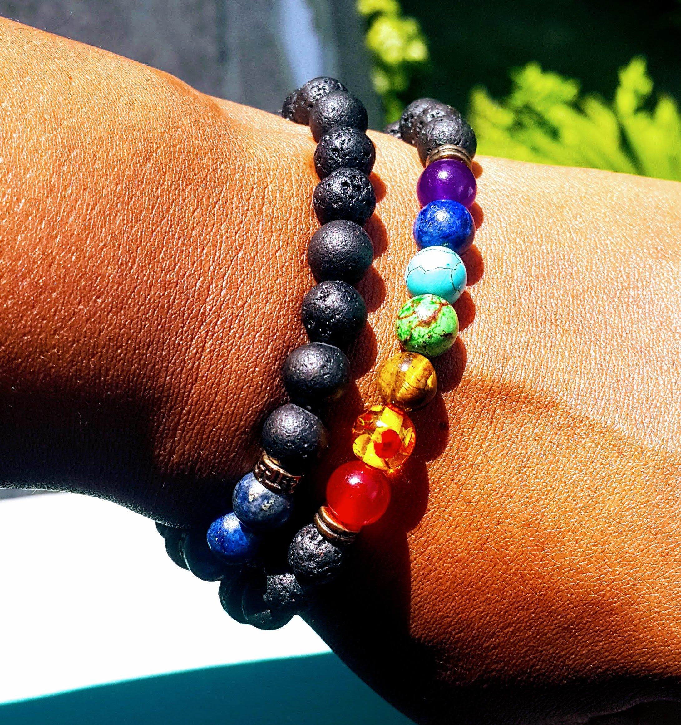 Kilem Kollectibles Stone Beaded Bracelets