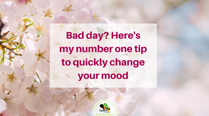 This quick mood booster will help you to power though those days when you want to just kick rocks