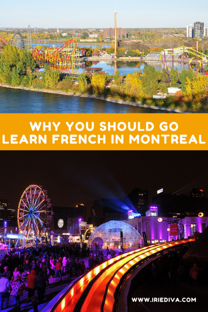 Why you should go learn French in Montreal