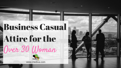 Business Casual Attire for the Over 30 Woman (1)