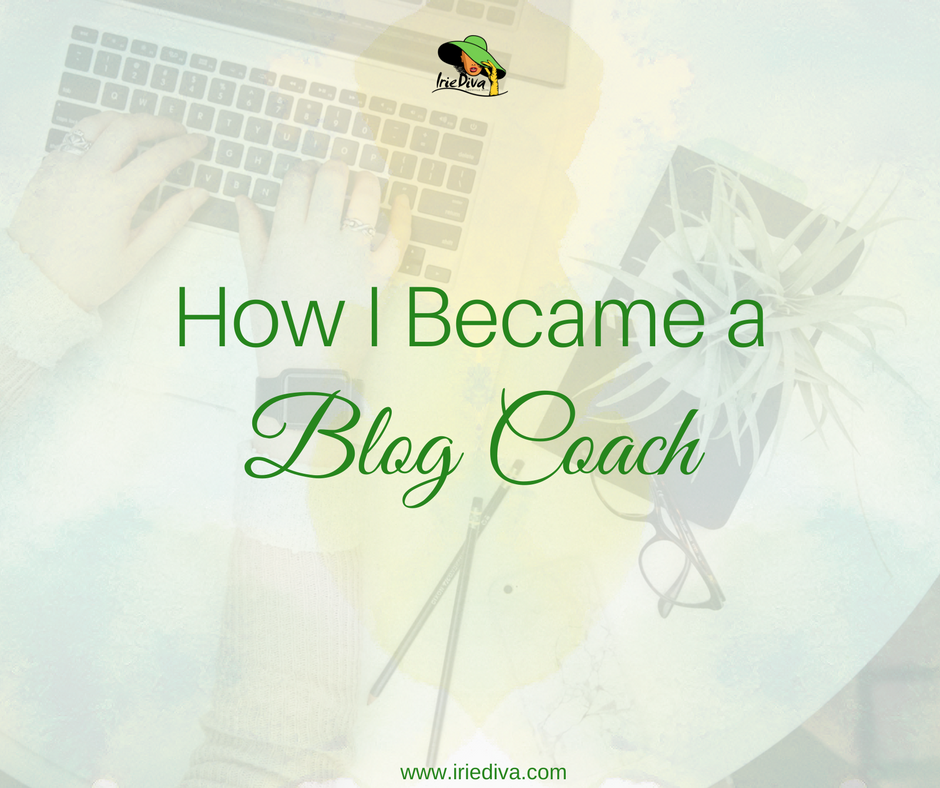 How I Became a Blog Coach