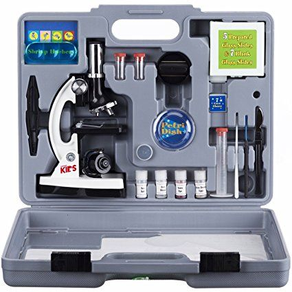 Kids Microscope Kit