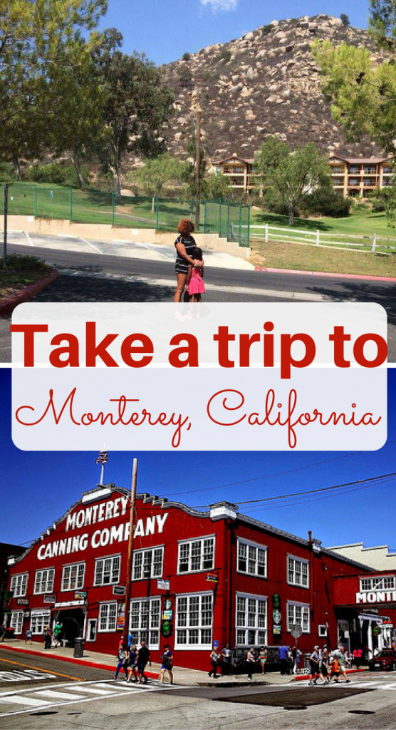 Take a trip to Monterey California
