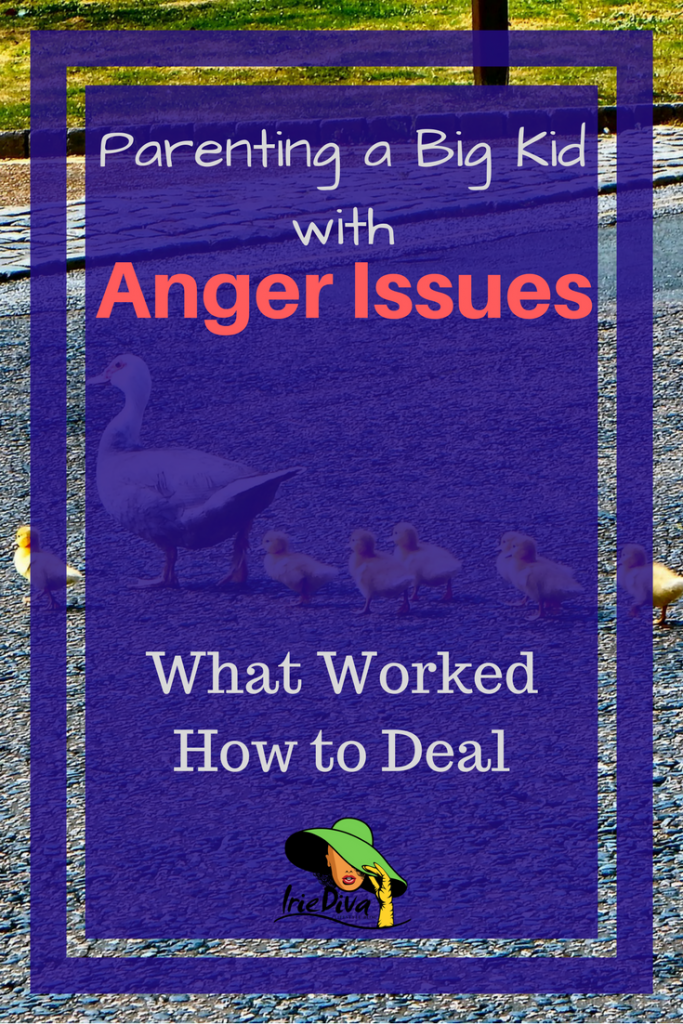 Parenting a Big Kid Dealing with Anger Emotions