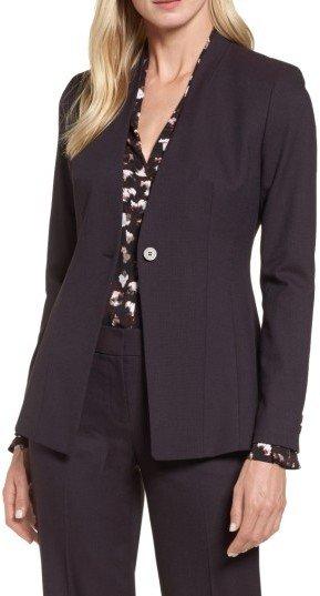 Women's Emerson One Button Suit Jacket