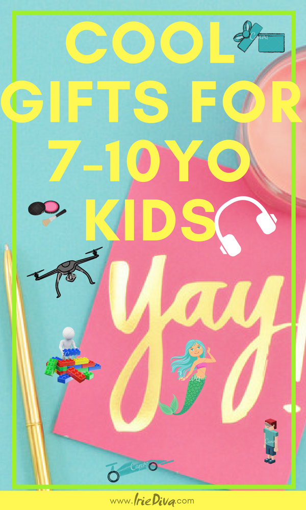 Cool gifts for kids 7-10 years old