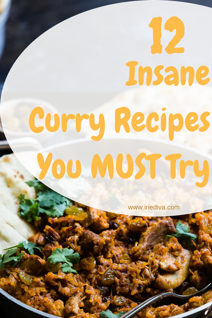 Fan of Currys? 12 Insane Curry Recipes You Absolutely MUST Try!