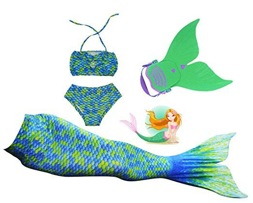 Birthday Ideas For 9 Year Old Daughter Mermaid Tail