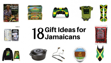 Gift ideas for the Jamaican in your life! If tyou're looking for Jamaican souvenirs or presents to buy for a Jamaican, this gift guide written by a local will guide you to the perfect gifts!