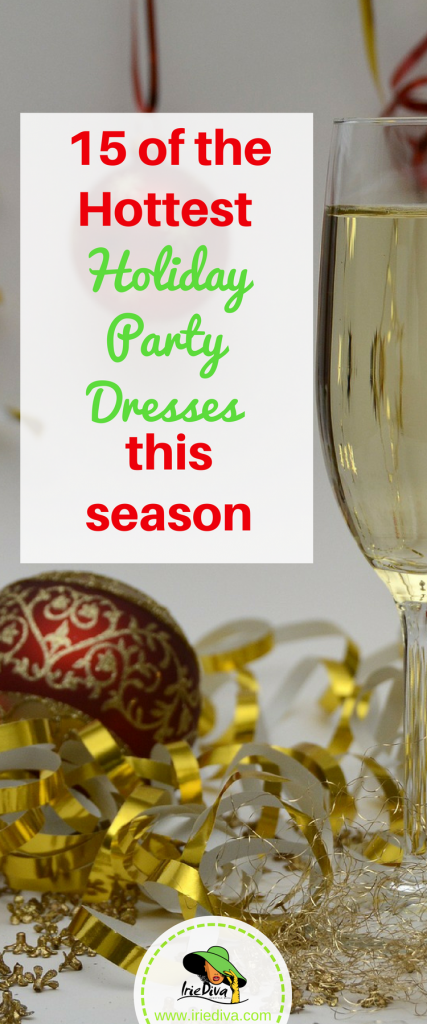 These dresses are perfect for the upcoming holiday party season. Sparkly, flirty, sexy and fun!