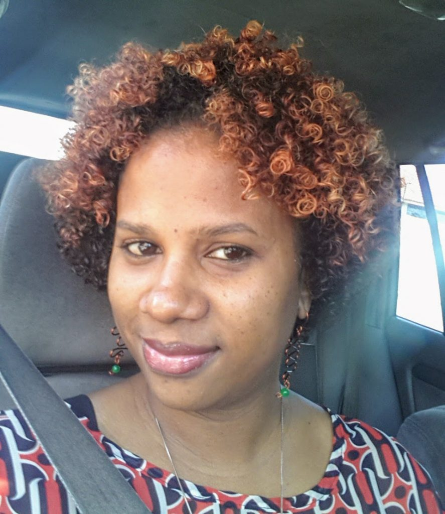 wash and go for short natural hair