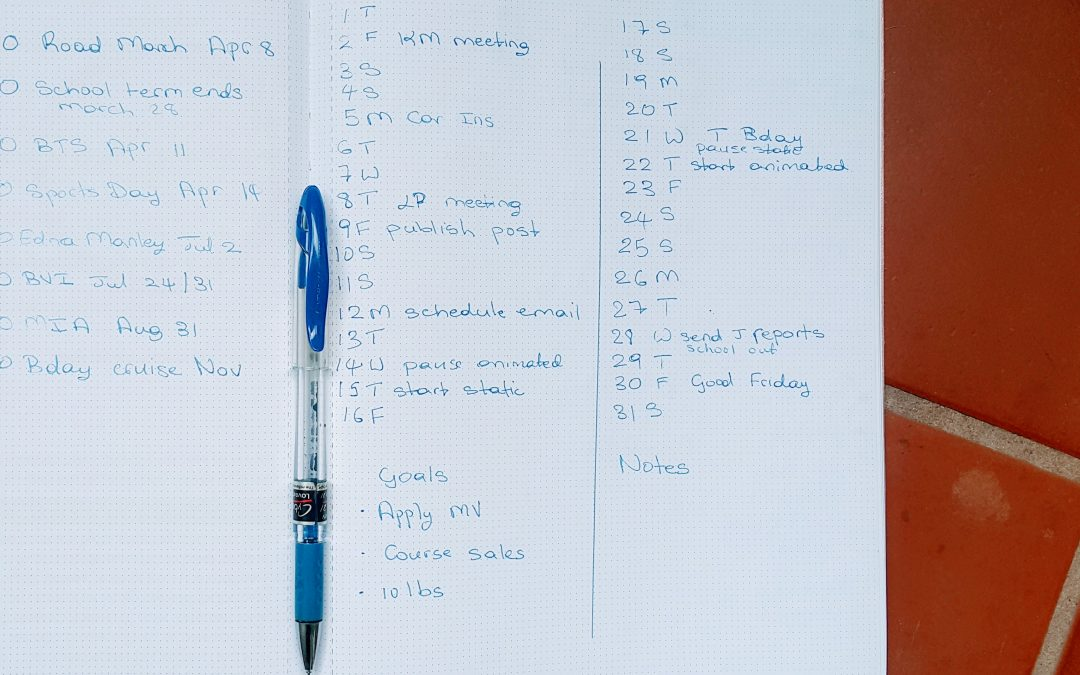 Bullet Journal Setup: How to Get Started On Your Bujo Journey