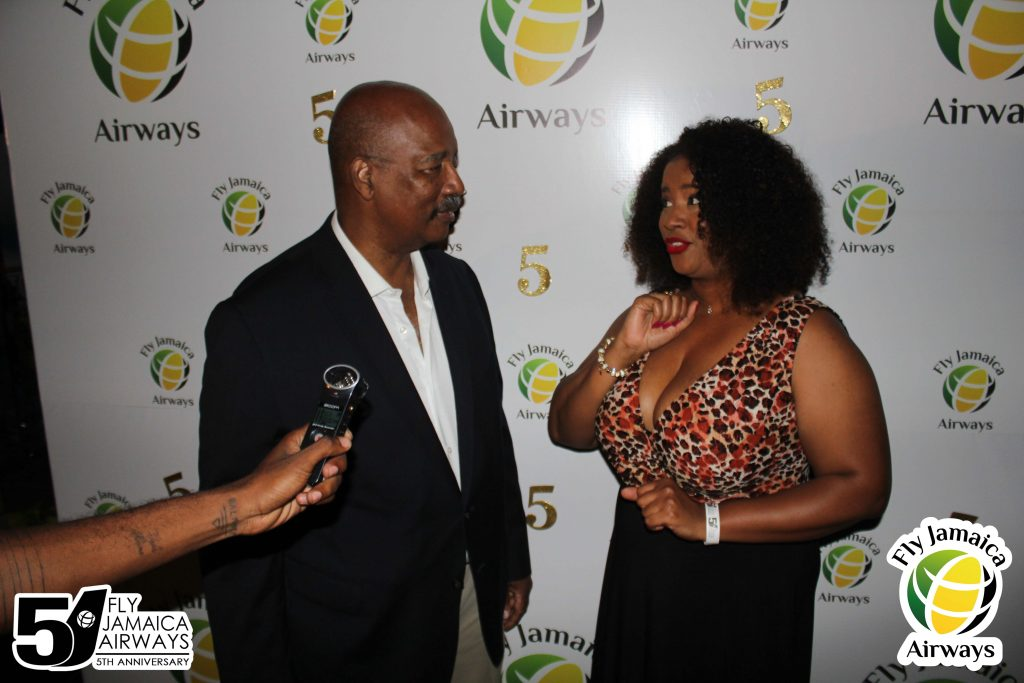 IrieDiva interviews Capt Paul Reece, Chairman and CEO of Fly Jamaica