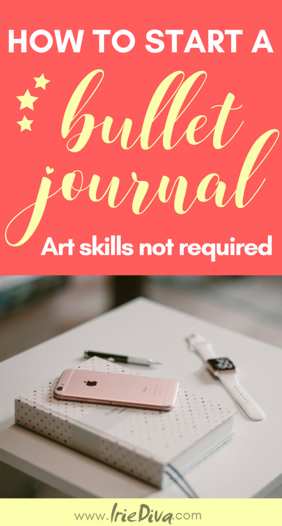 How to start a bullet journal: Step by step bujo setup for beginners. Get simple layout ideas for starting your bullet journal journey.