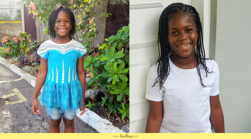 Munchkin's 2 Year Hair Growth Thanks to Protective Styling