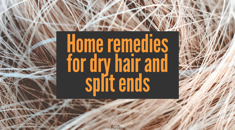 The 10 Best All-Natural Home Remedies for Dry Hair and Split Ends