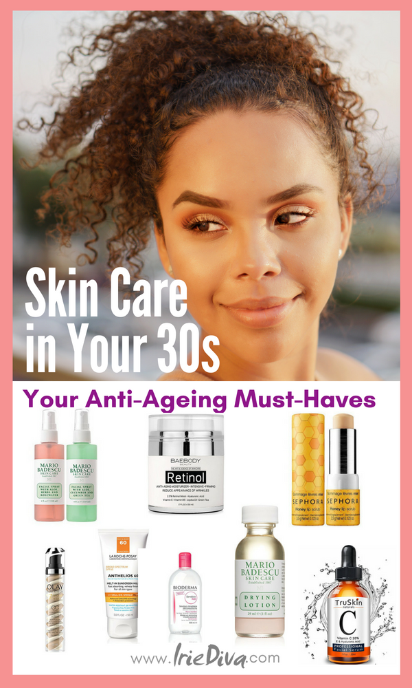 Skin Care in Your 30s: Your Anti-ageing must have skin care products