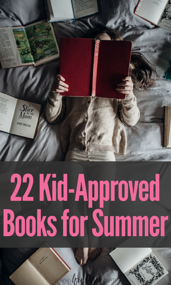 22 Funny story books for kids from toddlers to tweens to read this summer