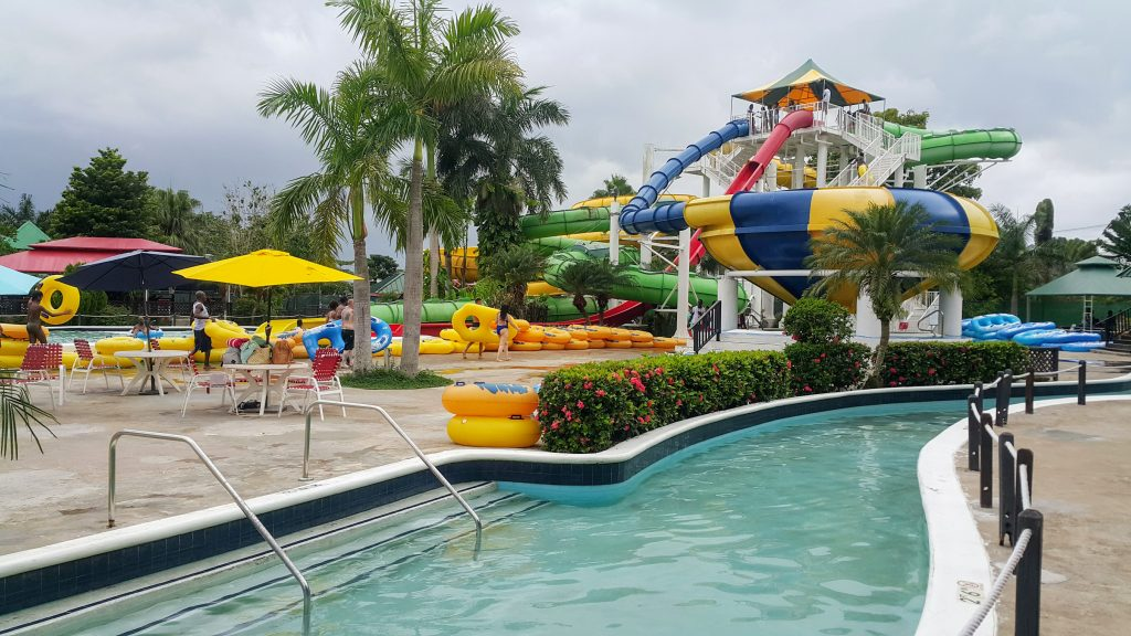 Lazy River at Kool Runnings Water Park Negril