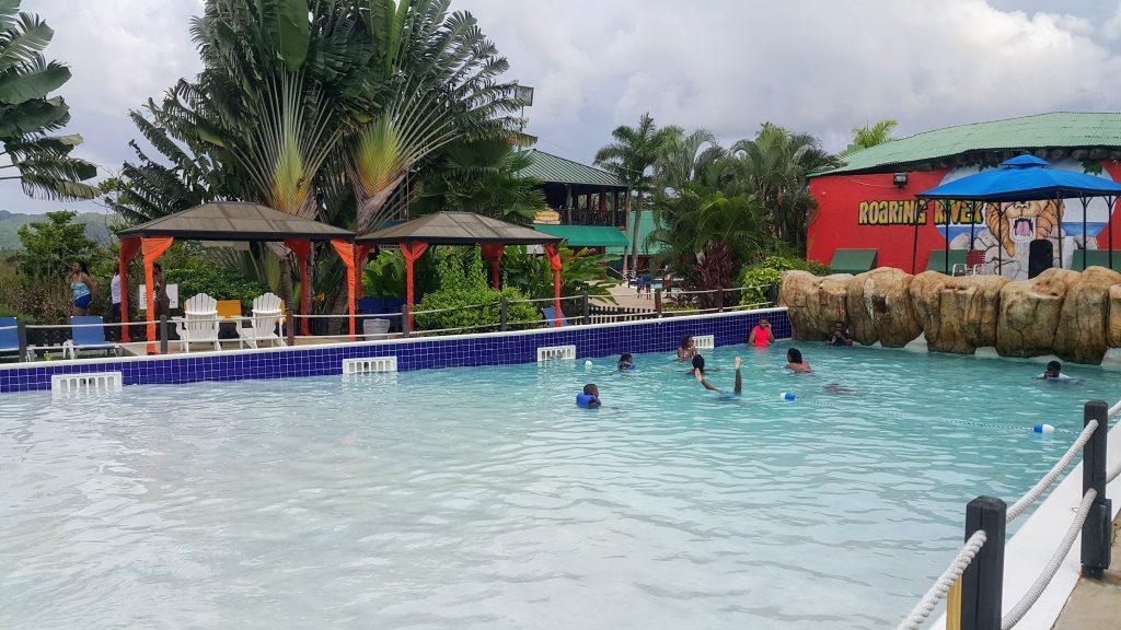 Splash Pool at Kool Runnings Water Park Negril