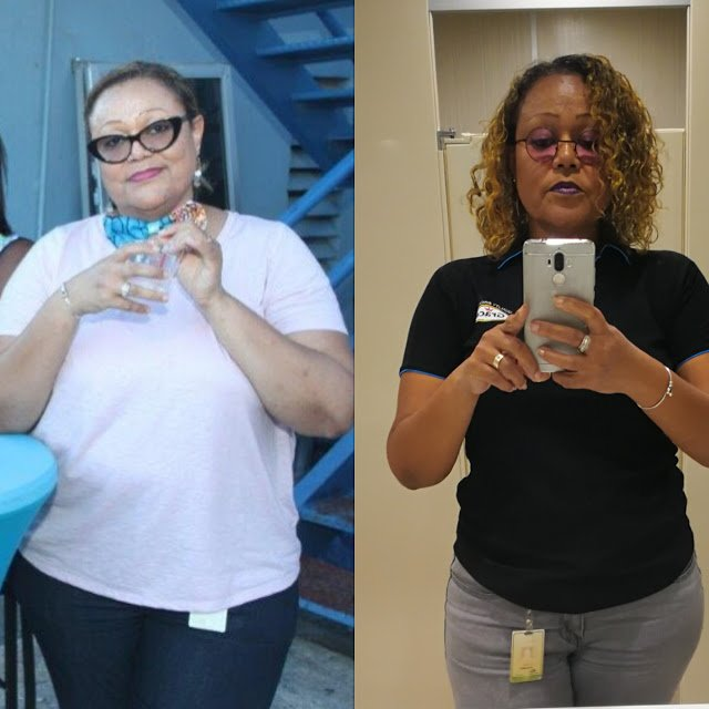 Kelly's Keto Diet Results, keto diet before and after picture