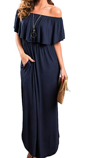 Cute Mini and Maxi Dresses with Pockets for Summer