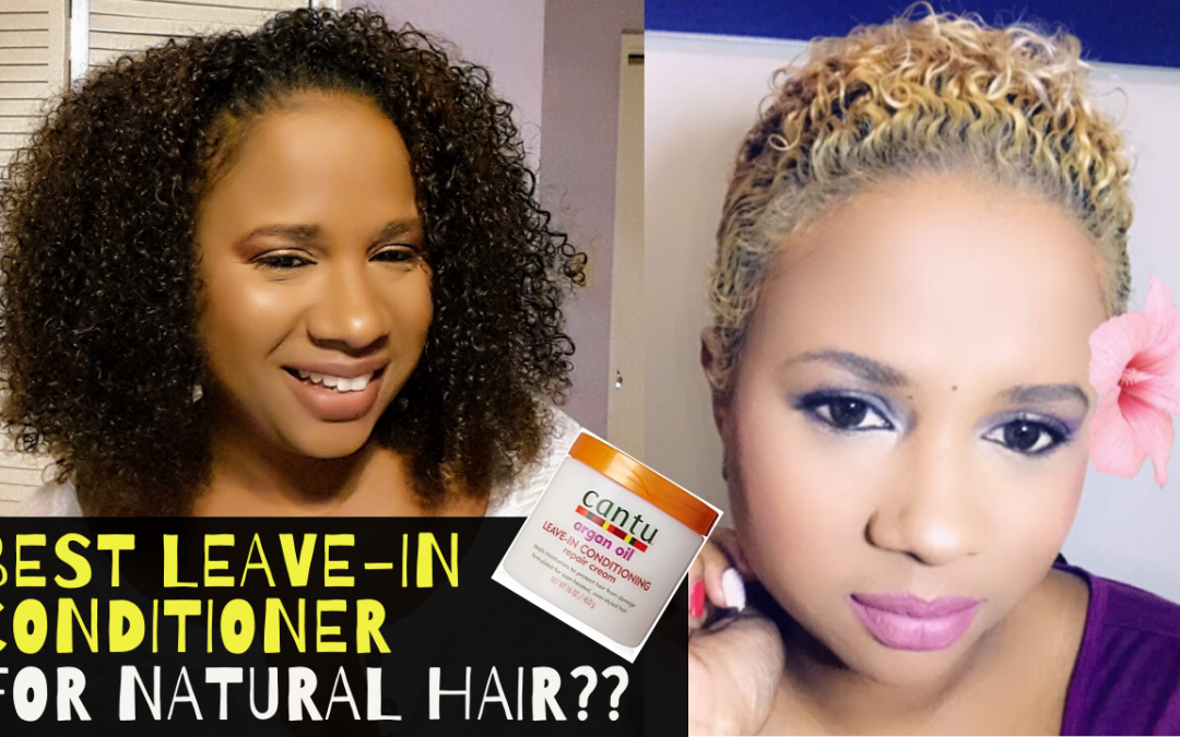 Cantu Leave-In Conditioner Review – Best Natural Hair Leave-In Conditioner?