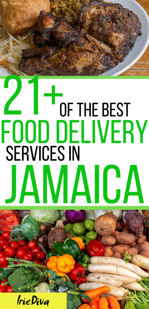 food delivery services in Jamaica