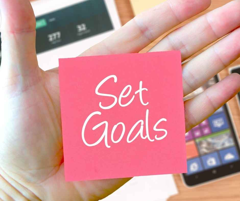 5 Actions to Take When Chasing Goals