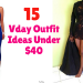15 Flirty, Dramatic and Trendy Valentine's Day Outfit Ideas Under $40